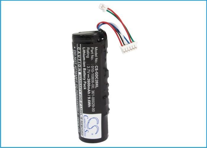Batterie Pour Collier Garmin Dc 40