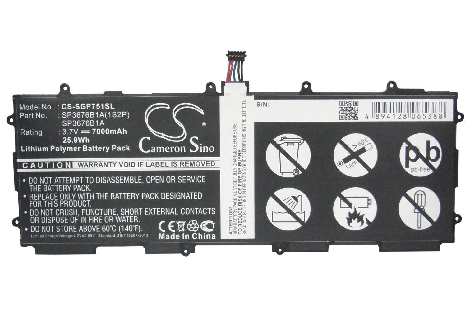 BATTERIE SAMUNG Galaxy Note LTE Tab Tab 2 101
