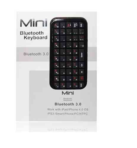clavier QWERTY coulissant Bluetooth iPhone SMARTPHONE