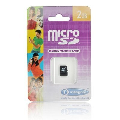 "Carte mémoire Micro SD ""Integral"""
