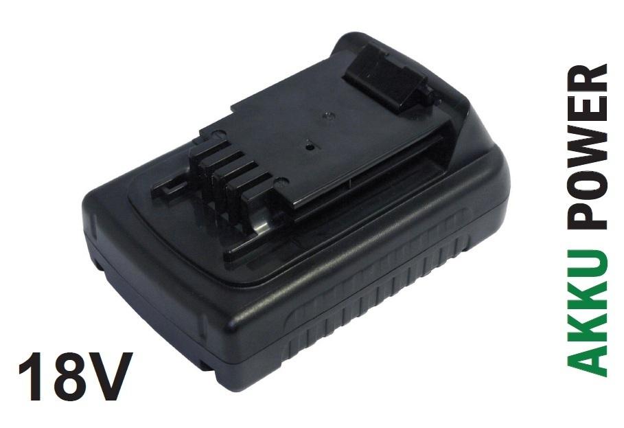 batterie pour black et decker 18v a1118l a1518l glc2500 66. Black Bedroom Furniture Sets. Home Design Ideas