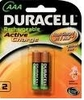 PACK BLISTER2 AAA 900 mAh DURACELL