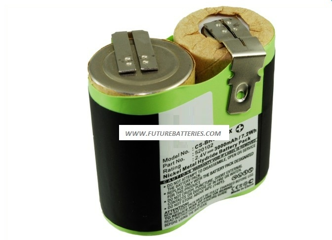 BATTERIE POUR ASPIRATEUR BLACK & DECKER futurebatteries