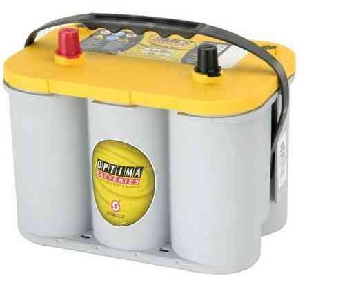 BATTERIE DEMARRAGE OPTIMA 12Volt/ 55Ah YTS-4.2